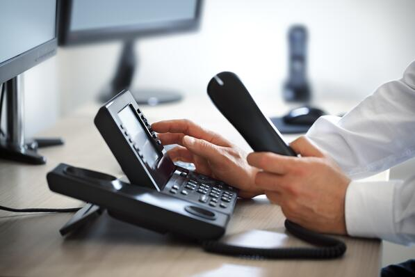 Time to upgrade your business telephone system